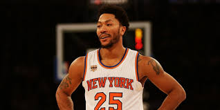look derrick rose and his baby mama are co parenting goals