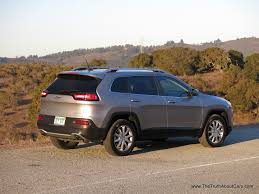 jeep driving away review 2014 jeep cherokee limited v6 4x4 with video the truth