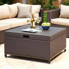cushion coffee table with storage storage coffee table sets christlutheran info
