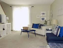 bookcase decor home clipgoo living room blue and white decorating