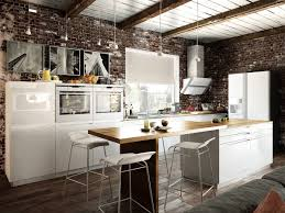 kitchen loft design this compact loft kitchen definitely packs a
