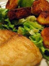 comment cuisiner un brochet quenelles suite pavés de brochet salade verte et rondelles
