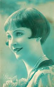 hair styles for late 20 s undated late 1920s photo of a smiling woman with a short bob 20s
