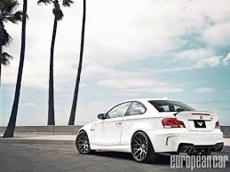 2011 bmw 1 series m coupe european car magazine