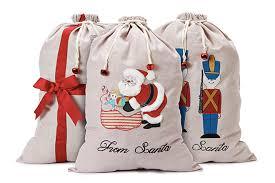santa sacks 21 festive santa sacks and for lil elves s grapevine