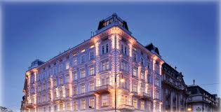 luxury in viennas city centre i hotel sans souci vienna