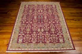 nourison nourmak sk92 burgundy area rug free shipping