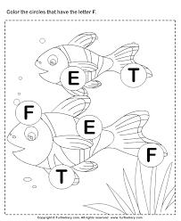 free worksheets worksheets for letter f free math worksheets