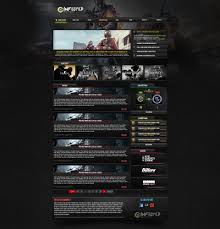 gaming design infected gaming design 0 1 by p01nt on deviantart