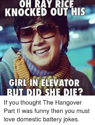 Ray Rice Memes - oh ray rice knocked out his girlin elevator but did she die funny