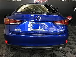 lexus is blue used 2017 lexus is 300 4 door car in edmonton ab bl2492