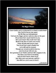 Poems Of Comfort For Loss Inspirational Poems On Death Of A Loved One
