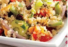 cuisiner le quinoa taboulé de quinoa aux fines herbes coup de pouce