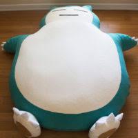Beanbag Bed Pokémon Snorlax Bean Bag Bed Big Kid At Heart