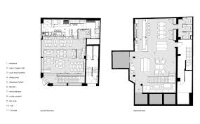 ground floor plan gallery of dabbous brinkworth 10