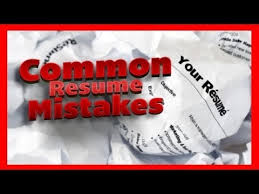common resume mistakes top 10 common resume mistakes you should never make