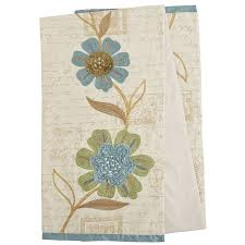 Pier One Runner Rugs Azure Verde Floral Table Runner Pier 1 Imports