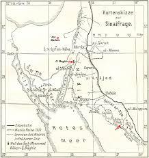 Gulf Of Aqaba Map Uncategorized Ancient Exodus