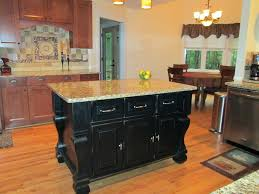 kitchen islands black distressed kitchen island with seating black oak home styles