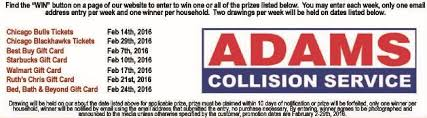 ruth s chris gift cards enter to win collision service huntley