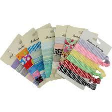 no crease hair ties bohemian fashion style hair tie brands multicolor hair