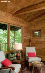 Western Interior Design by Wood Paneling Western Red Cedar Wall Paneling Panels