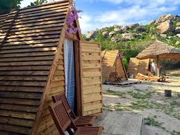 wooden tent vietnam offers sweet wood and bamboo tent gling news wooden