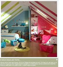 chambre enfant comble chambre enfant comble best chambres enfants dans les combles with