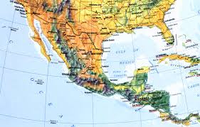 Baja Mexico Map by Maps