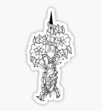 the amity affliction design u0026 illustration stickers redbubble
