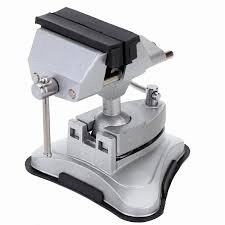 mini bench vice bench clamp grinder tool holder clip on