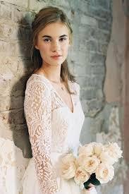 lace top wedding dress laguna sleeve top lace liberty