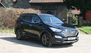 hyundai santa fe 2011 mpg hyundai santa fe premium se review 2015 cars uk