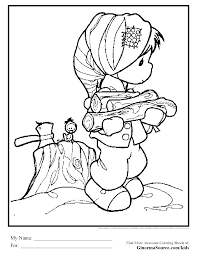 precious moments lumberjack minnesota snow coloring page free