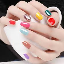 perfect summer pick any 8 6 colors uv led light soak off gel nails