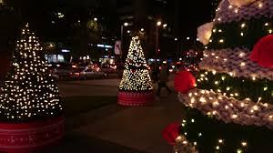 hyundai department store christmas tree interactive donation