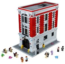 lego ghostbusters firehouse headquarters 75827 toys