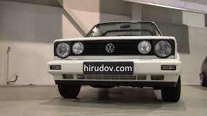volkswagen rabbit 1990 volkswagen golf mk1 cabriolet 1990 exterior and interior in 3d