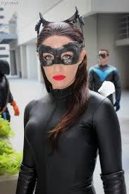 Homemade Catwoman Halloween Costume Déguisement Catwoman Femme Deguisement Original