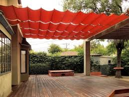 Awnings For Decks Ideas 1000 Ideas About Deck Canopy On Pinterest Patio Shade Canopies