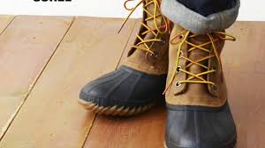 best men u0027s duck boots 2016 5 l l bean boot alternatives youtube