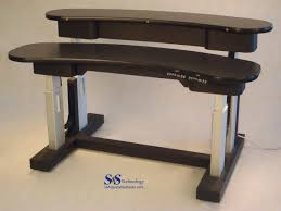 Manual Adjustable Height Desk by 2 Table Electric Adjustable Height Desk S U0026s Technology