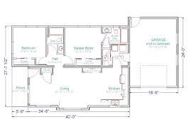 family tiny house design cabin floor plans crtable endear 16 x 40