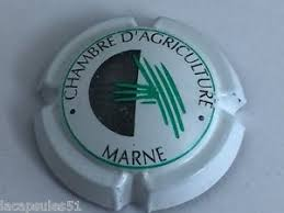 chambre agriculture marne capsule de chagne commémorative chambre d agriculture de la marne