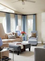 Simple Curtains For Living Room Modern Living Room Curtains Design