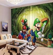online get cheap curtains for living room forest aliexpress com