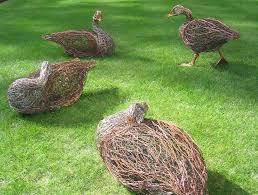 134 best chicken wire sculptures ect images on