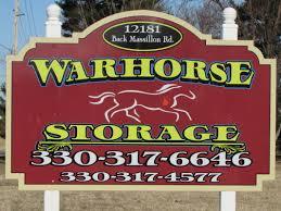 Orrville Ohio Map by Warhorse Storage Warhorse Self Storage