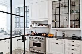 kitchen cabinet glass door types enhance your kitchen with glass cabinet doors