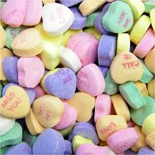 conversation heart necco candy wafers and more classic conversation hearts 5lb